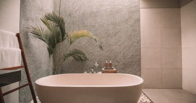 Badkamerwanden