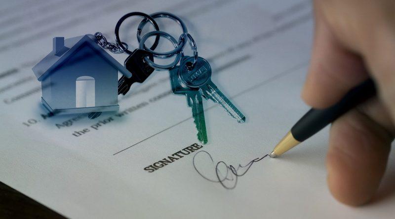 Sleutels op papier